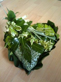 greenery heart