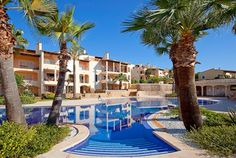 Very nice, spacious apartment in an exclusive residence, Mallorca