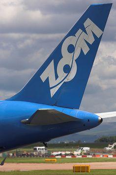 ZOOM C-GZUM Boeing 767@ MAN