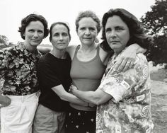 40 Years of Sisterhood in Pictures by Nicolas Nixon (taken in 2002)