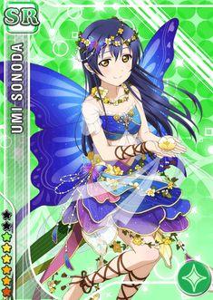 #796 Sonoda Umi SR idolized