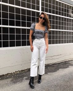 50eec035 929 Best Black And White Outfits images in 2019 | Fashion, Outfits ...