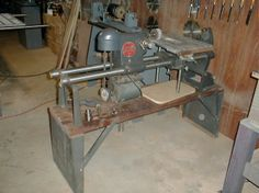 Sawsmith Radial Arm Saw Owners Manual And Assembly