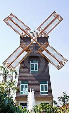 Danish Wind Mill