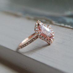Little Bird peach champagne sapphire- my new favorite :)