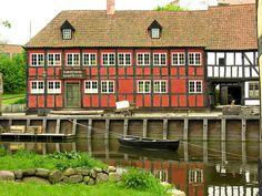 Aarhus, Denmark...I'll go back.