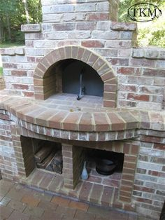 Detail Forno Bravo Brick Oven | by Kings Masons