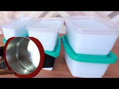SABÃO MÁGICO BRILHO DE ESPELHO SEM FAZER FORÇA |#kdeliciacozinha - YouTube Container, Youtube, Cleaning Materials, Household Cleaners, Weekly House Cleaning, How To Clean Aluminum, Homemade Cleaning Products, 2 Ingredients, Soaps