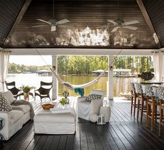 Covered Dock. Party dock. Spacious covered dock, pavilion style dock with…