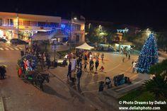Un giro in carrozza con Babbo Natale in piazza del Popolo #Pula #Natale2014 #Sardegna foto di Photo Dreams by Deliah