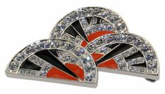 Art Deco Fan-shaped brooch - V&A - The Victoria and Albert Museum, London Brooch Brooch - Inspired Treasures