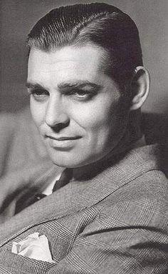 Clark Gable.  1901 - 1960