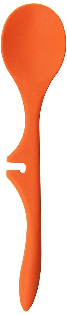 Rachael Ray Tools and Gadgets Lazy Solid Spoon, Orange > You can get more details at : Baking tools