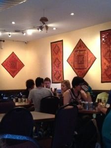Indian dining, Montreal, gluten free