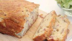 Cake figues et feta à l'huile essentielle de romarin