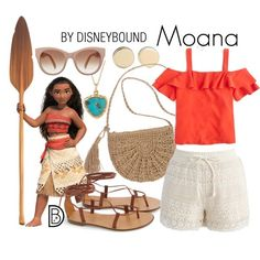 Disney Bound - Moana