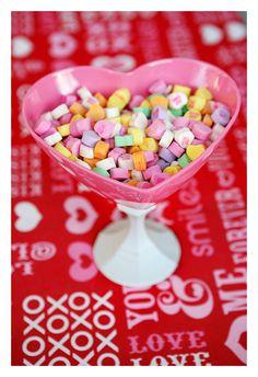 eighteen25: Valentine Candy Dishes