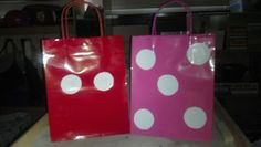 simple favor bags for boys & girls