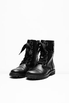 Joe Boots, black, Zadig & Voltaire