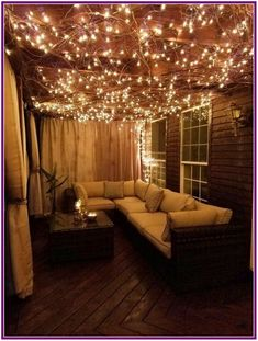 Patio Decor Ideas: Most Inspirational Ideas on Small Balcony Ideas – Garden ideas Balcony Lighting, Home, Backyard Decor, Patio Decor, Apartment Decor, Summer Living Room Decor, Summer Living Room, Apartment Balcony Decorating, Dream Rooms