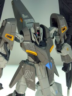 1/144 HGUC ORX-005 ギャプラン Hguc, Gundam Art, Master Chief, Fighter Jets, Model, Character, Scale Model, Models