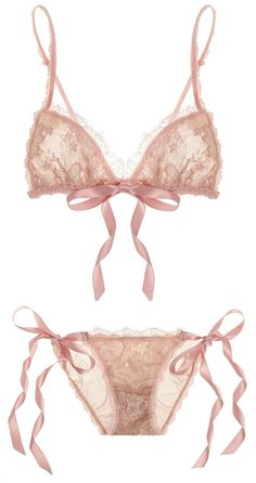 410fb35429 Hanky Panky Gilded floral lace soft-cup triangle bra and briefs - Lingerie  Set Delicate