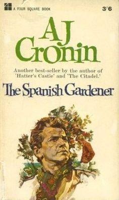 Queste ferite sanguinanti, che tu solo conosci, che hai sfiorato con tanta dolcezza, non guariranno mai? A.J.Cronin (Il giardiniere spagnolo, 1950)