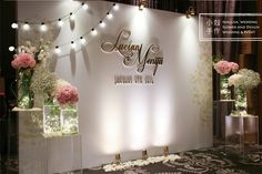 Backdrop Decorations, Party Decoration, Bridal Shower Decorations, Diy Wedding Decorations, Backdrops, Wedding Entrance, Wedding Stage, Wedding Events, Wedding Day