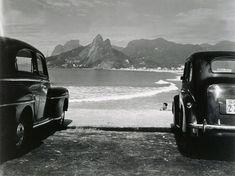 Coleção Pirelli / Masp de Fotografia - Arpoador, de José Medeiros, Rio de Janeiro, 1952