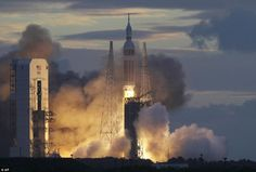 First step towards Mars_ Images Captured by Orion