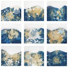 cyanotype and bleach