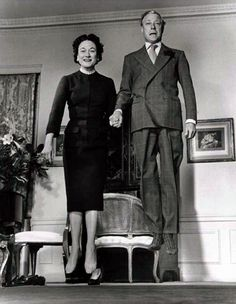 Truly delightful picture of Wallis Simpson and the Duke of Windsor, Edward VIII.