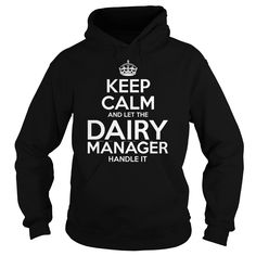 Awesome Tee For Dairy Manager T-Shirts, Hoodies. Get It Now ==>…