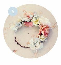 TEEN FAISEANTA. ▲ : DIY Flower Crown