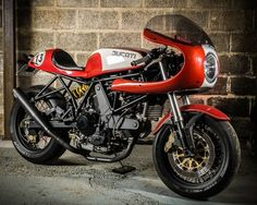 Ducati 900ss Cafe Racer by Barn Built Bikes #motorcycles #caferacer #motos | caferacerpasion.com