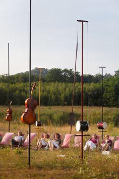 Harmonic Fields - Thor Park Genk