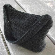 Seed Stitch Purse - Free Crochet Pattern