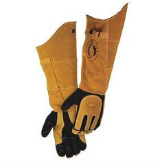 Black Deerskin Welding Gloves with Airflow Insulation - 1830 - Caiman Welding Classes, Welding Jobs, Welding Art, Welding Projects, Metal Welding, Welding Ideas, Metal Projects, Diy Projects, Welding Helmet