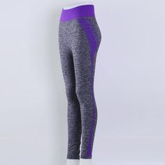 High Waist Stretched Women's Sports Pants Gym Clothes Spandex Running Tights Women Sports Leggings Fitness Yoga Pants