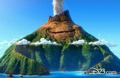 Disney - Pixar short Lava playing before Inside Out