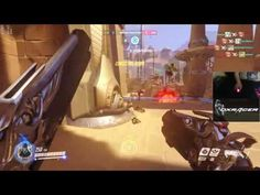 Overwatch ranked: EnVy Taimou pro gameplay