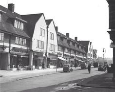 Mottingham Shops
