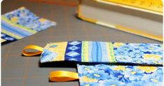 Need a project that will use up some of your fabric scraps? Or just beginning to sew and looking for a quick simple project? Then t...