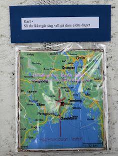 Karins-kortemakeri: Førstehjelpskoffert til mann på 40 Blog, Handmade, Hollywood, Blogging, Hand Made, Handarbeit