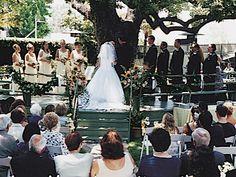 Happy Trails Garden Pasadena Weddings San Gabriel Valley wedding location 91105