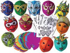 Masques du Mardi gras (30)