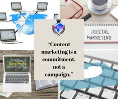 """""""Content marketing is a commitment, not a campaign. Facebook Marketing, Marketing Plan, Content Marketing, Internet Marketing, Online Marketing, Social Media Marketing, Digital Marketing, The Watch Shop, Advertising Ads"""
