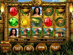 New Slot Aztec Treasures online - http://freeslots77.com/free-online-slot-aztec-treasures !! More Free Slots on http://freeslots77.com
