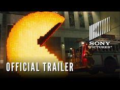 Pixels - Official Trailer (HD) - Summer 2015 - YouTube