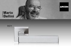 manillas para puerta H311 de Mario Bellini para ARCON